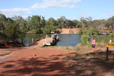 Jardine River Ferry, Cape York