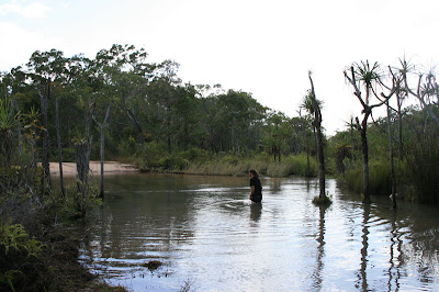 Deep Ford, Old Telegraph Track, Cape York