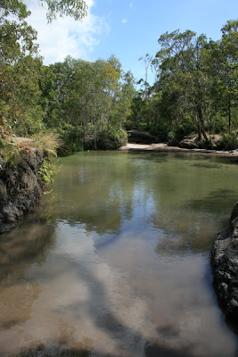 Nolan's Brook, Old Telegraph Track, Cape York