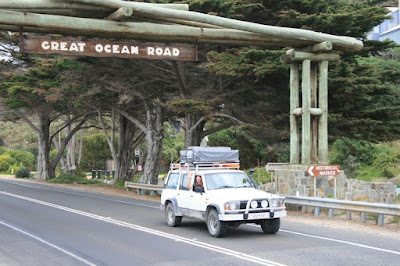 Great Ocean Road Victoria Australia