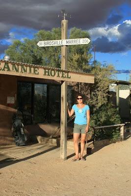 Mungerannie Hotel Birdsville Track South Australia