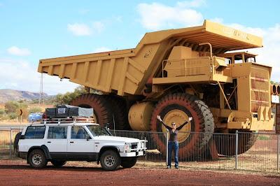 Tom Price Western Australia