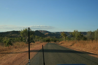 Kimberleys Mountain Range Western Australia