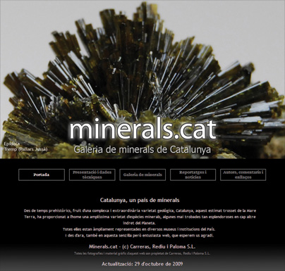 minerals.cat