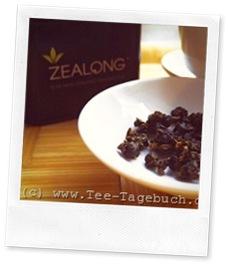 Zealong Oolong aus Neuseeland