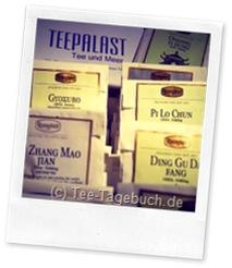 Teeproben-Paket vom Teepalast