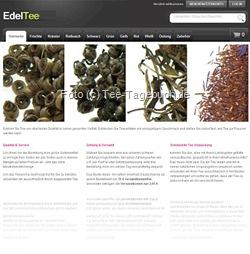 EdelTee.de Online-Tee-Shop