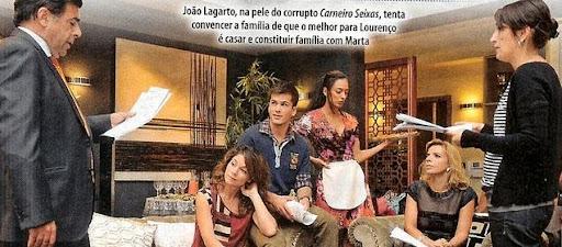 Marta e Lourenço