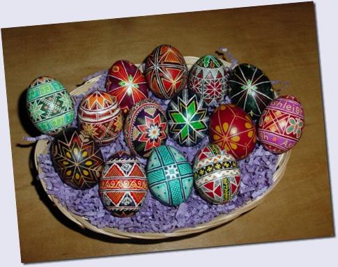 Easter Eggs 2010