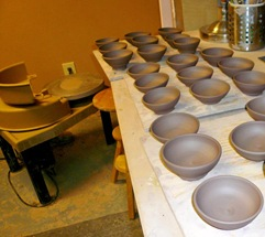 glazedOver tea bag bowls in progress