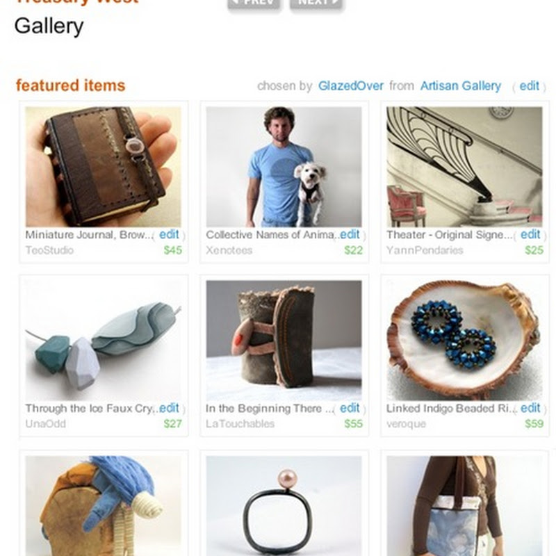 The New Artisans Gallery Team – Centralized Gorgeousness