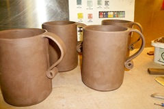 glazedOver curly mugs