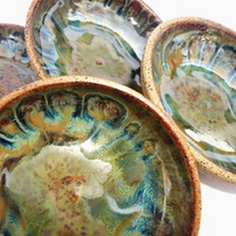 Fresh from the glazedOver Pottery Studio