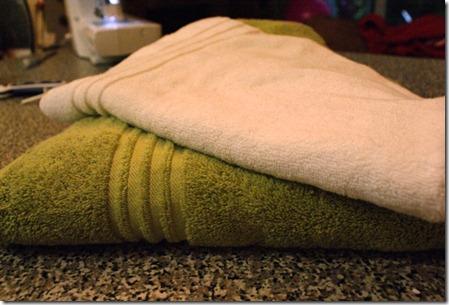 towel materials