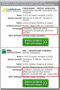 Promozioni-mutui-online-tasso-variabile