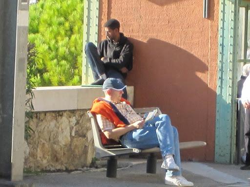 monaco monte carlo train station. My arrival in Monte Carlo was