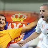 Algérie Serbie Vidic, Stankovic et Ivanovic présents mais ...