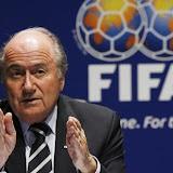 Blatter «Algérie Egypte: VERDICT LE 18 mai»