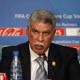 Les impressions de Hassane Shehata après le match