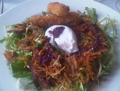 salad lyonnais