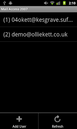 Mail Access 2007 for Outlook
