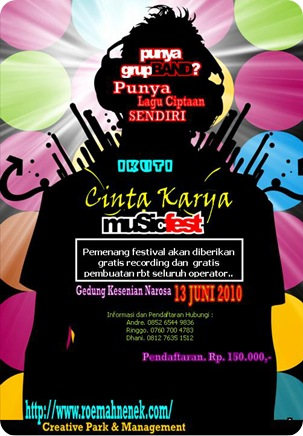 famplet festival