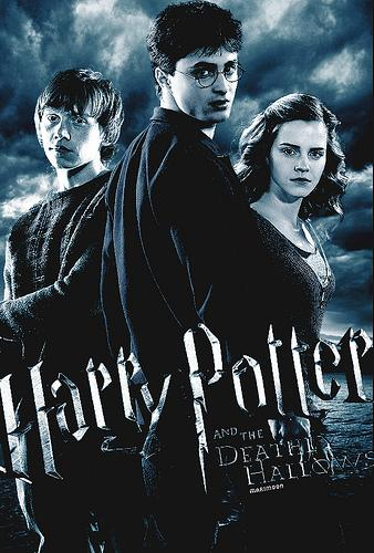harry potter 7 movie pictures. Harry Potter Movie Posters