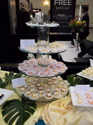 Hamby Catering at the 2010 Charleston Bridal Show