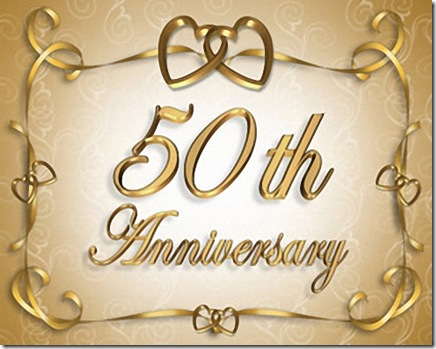50th Wedding Anniversary Party Ideas and Themes