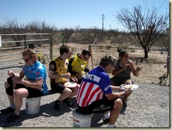 Lunch on the way to Willcox