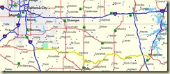 McAlester Route