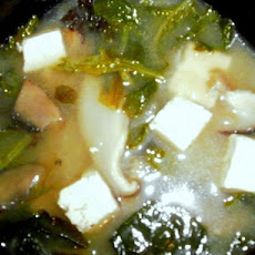 California Miso Soup