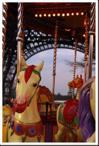 London 2009 Paris Eiffel Tower 334