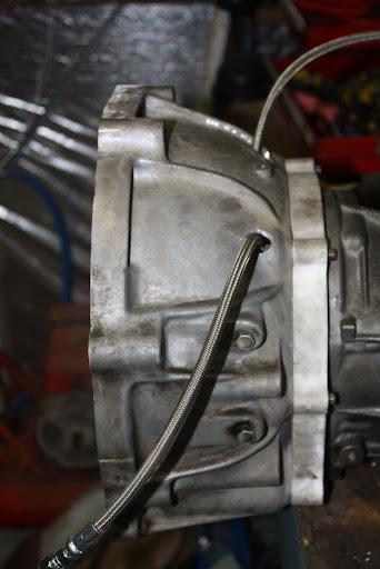 sc400 manual swap wiring