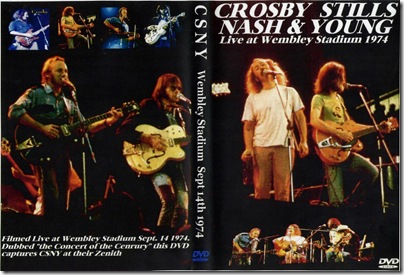 0970 - 4 On The Street In '74 - Wembley - 1974-09-14 - CSNY - 1