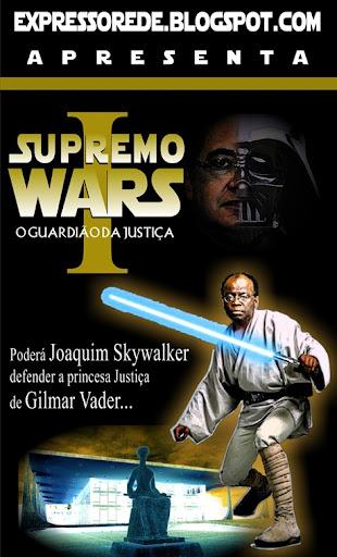 Supremo Wars I poster