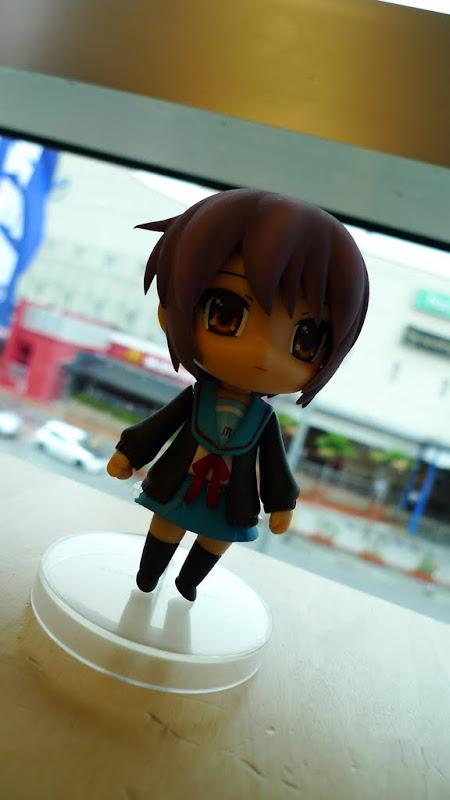 Nendoroid Nagato Yuki