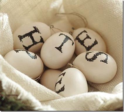PB Eggs