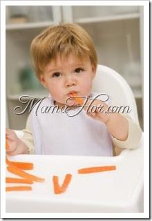 Cómo Debe comer un bebé…?