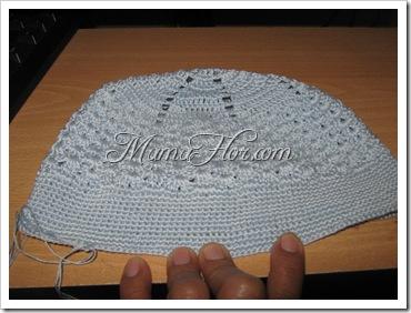 Crochet: Como convertir un gorro en un sombrerito…
