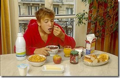 La Importancia del Desayuno…