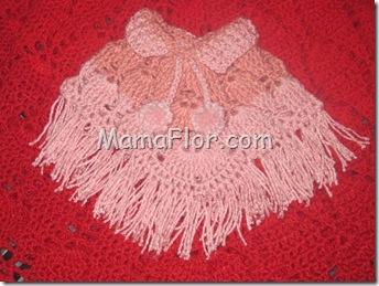 Como Tejer un Poncho a Crochet