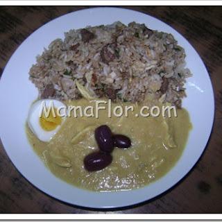 Como preparar el arroz chaufa a lo norteno