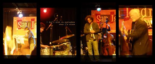 eyelash jazz band