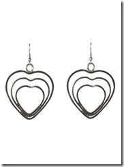 hearts-earrings-black-608445-photo