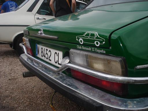 Renault 12 TS 1978 Bicolor