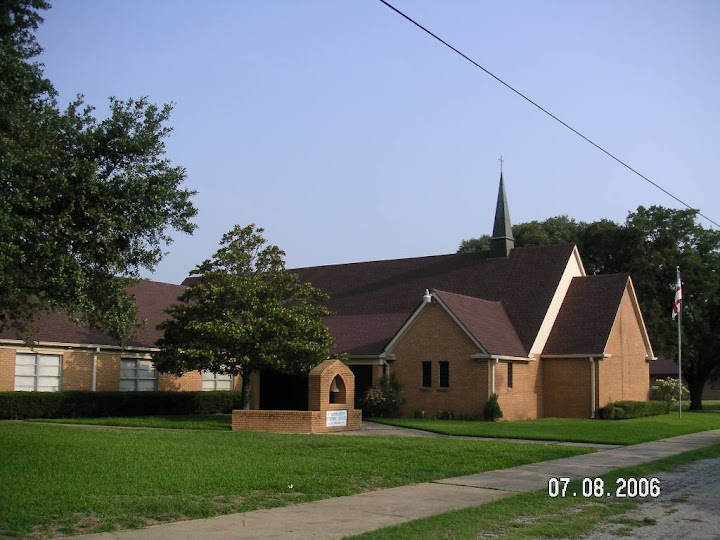 Saint Bartholomew Episcopal Church in Hempstead