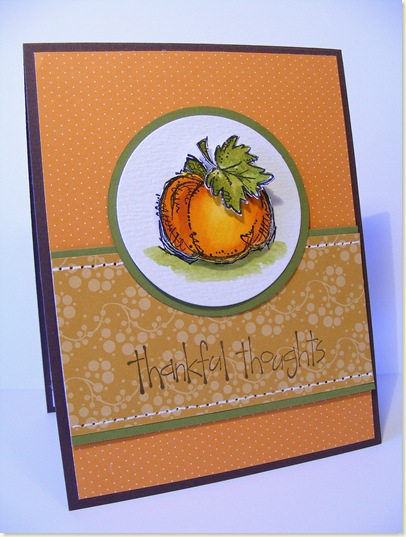 Fall card cased from Mercy