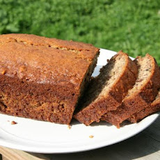 Grandma's Best Ever Banana Nut Bread