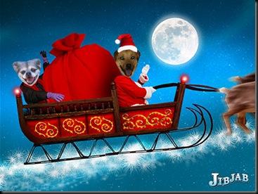jibjab sleigh
